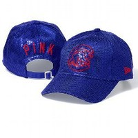 Chicago Cubs Bling Baseball Hat - PINK - Victoria's Secret