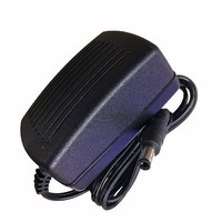ALLISHOP 12V 2A power adapter 100V-240V AC 12V 2A DC power supply Plug In Switching EU US UK AU Plug for LED CCTV