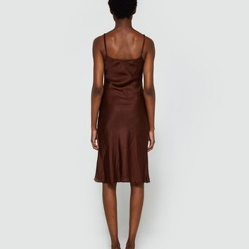 Creatures Of Comfort / Gaia Dress in Cacao