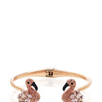 Kate Spade Bird's The Word Cuff Pink ONE
