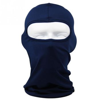 Balaclava Mask Windproof Cotton Full Face Neck Guard Masks Ninja Headgear Hat Riding Hiking Outdoor Sports Cycling Masks