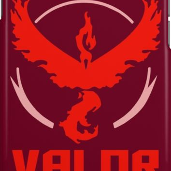 Pokemon Go! Team Valor by BRDYY