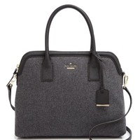 kate spade new york Cameron Street Fabric Maise Satchel | Bloomingdales's