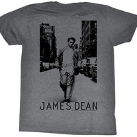 James Deen Walking Tee