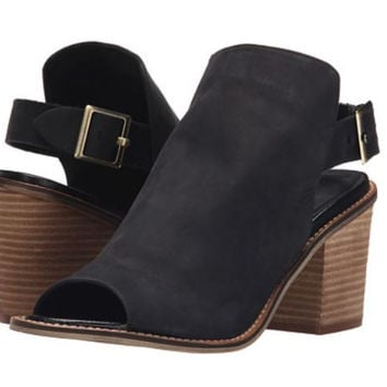 Black Caleb Heel By Chinese Laundry