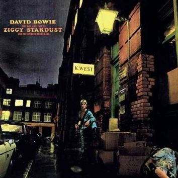 RISE AND FALL OF ZIGGY STARDUST AND T