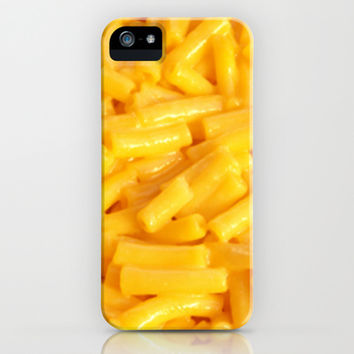 Mac n' Cheese iPhone & iPod Case by Jamie Danielle