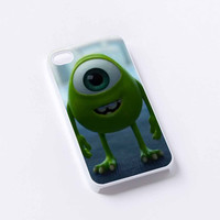 Mike Wazowski monster inc iPhone 4/4S, 5/5S, 5C,6,6plus,and Samsung s3,s4,s5,s6