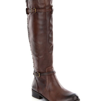 Gianni Bini Jonie Riding Boots | Dillards