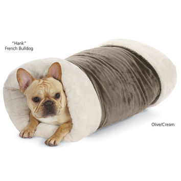 Animals Matter Companion Burrow Tunnel - Dog Beds, Dog Harnesses and Collars, Dog Clothes and Gifts for Dog Lovers | In The Company Of Dogs