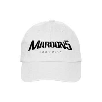 Maroon 5 Official Store | Maroon 5 2017 Tour Hat