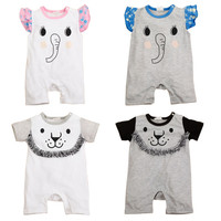 Kids Boys Girls Baby Clothing Toddler Bodysuits Products For Children = 4451372676
