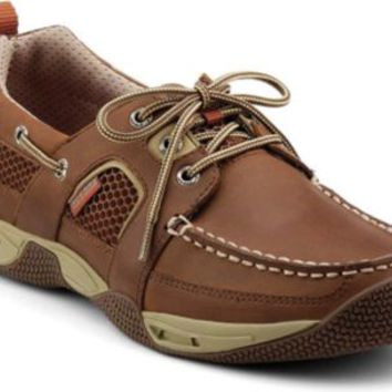 Sperry Top-Sider Sea Kite Sport Moc Sneaker DarkTan, Size 8.5M  Men's Shoes