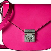 MCM Womens Patricia Small Shoulder