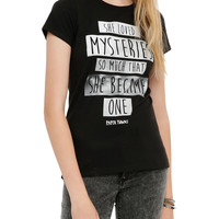 Paper Towns Mysteries Girls T-Shirt