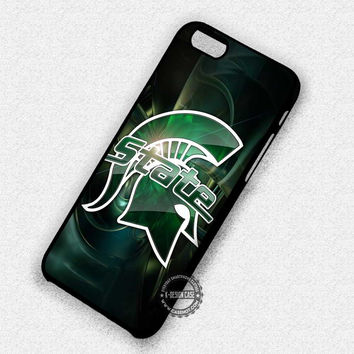 Michigan State Sport - iPhone 7 6 5 SE Cases & Covers
