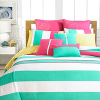 Southern Tide Bedding, Cabana Stripe Comforter Sets - Bedding Collections - Bed & Bath - Macy's