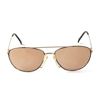 Carrera Vintage oval frame sunglasses