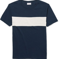 Gant Rugger - Striped Cotton-Jersey T-Shirt | MR PORTER