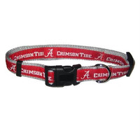Alabama Crimson Tide Collar Small