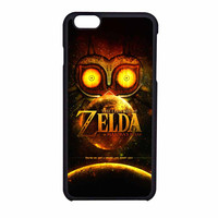 The Legend Of Zelda Mask Majora iPhone 6 Case