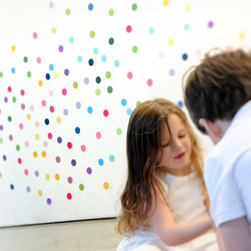 Fun Fetti Dots Wall Decals