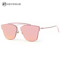 Aviator Sunglasses Rose Gold Sunglasses - All Rose Gold Sunglasses