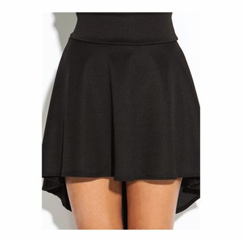 High-Low Skater Girl Skirt - GoJane.com