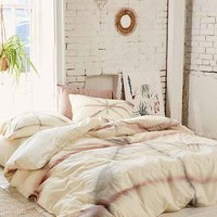 Jacqueline Maldonado For DENY Light Dye Folding Duvet Cover