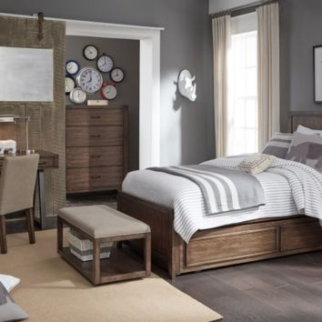 7860 Sawyer's Mill Panel Bed