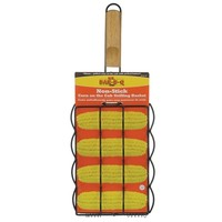SheilaShrubs.com: Mr. Bar-B-Q Non-Stick Corn On The Cob Grill Basket 06077X by Blue Rhino: BBQ Accessories