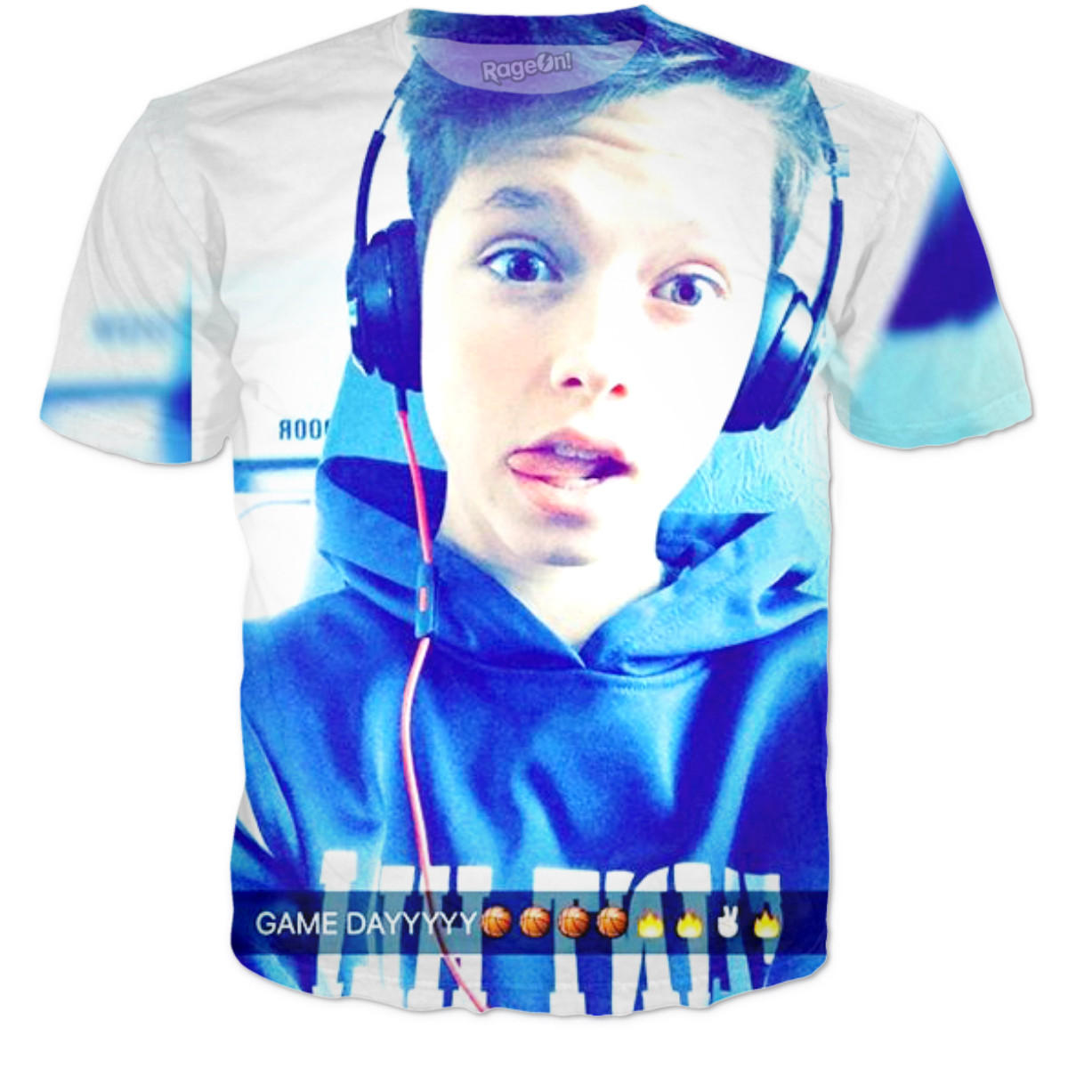 Jacob Sartorius Basketball Game From Rageon Clothes And Shoes