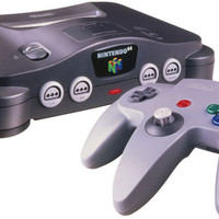 Nintendo 64 system w/ Expansion Pak (Pre-Owned)