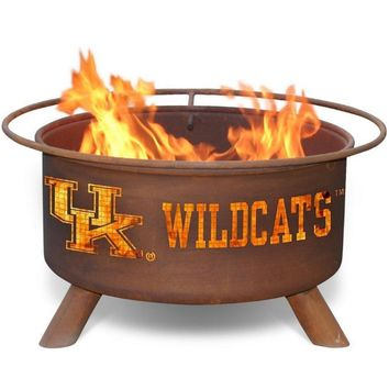 Kentucky Steel Fire Pit by Patina Products