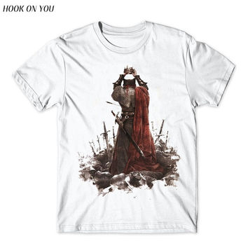 Game of Thrones  uneasy lies the head that wears the crown T-shirt