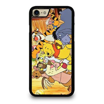 WINNIE THE POOH AND FRIENDS Disney Case for iPhone iPod Samsung Galaxy