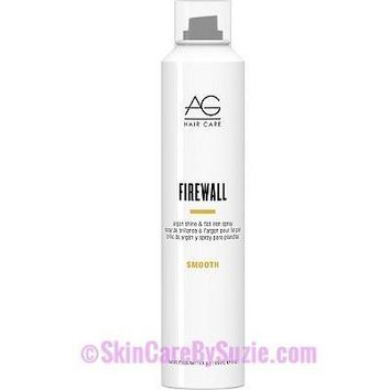 FIREWALL: argan flat iron spray