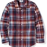 Classic Plaid Shirt for Boys | Old Navy
