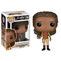 Funko POP! Firefly - Vinyl Figure - ZOE WASHBURNE (Pre-Order ships Jan): BBToyStore.com - Toys, Plush, Trading Cards, Action Figures & Games online retail store shop sale