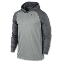 Men's Nike Dri-FIT Touch Long Sleeve Training Hoodie
