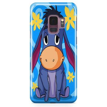Eeyore Case Disney Samsung Galaxy S9 Plus Case | Casefantasy