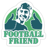 'The Inbetweeners Football Friend' Sticker by Antess