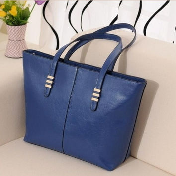 Genuine leather Fashion Bag Handbags Women Famous Brands Classic Vintage Leather Women Shoulder Bags Casual Tote = 1931757700