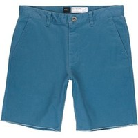 RVCA All Time Chino Cut - Aegean Blue - M12801AT				 | 