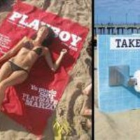 10 Creative Beach Towels