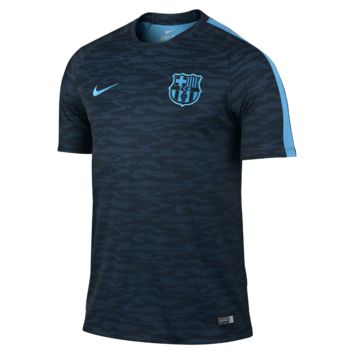 Nike FC Barcelona Flash Night Rising Men's Soccer Shirt