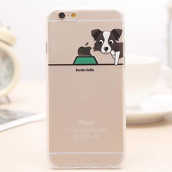 Cute Shih Tzu Dog iPhone 5s 6 6s Plus Case Gift-99-170928