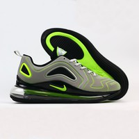Nike Air Max 720 Drop Plastic Black Grey Green - Best Deal Online