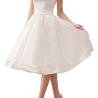 Short Wedding Dresses Bridal Gowns Evening Dress Cocktail