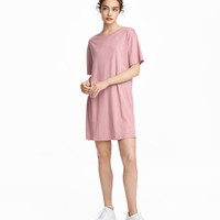 T-shirt Dress - from H&M